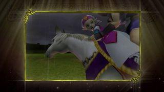 The Legend of Zelda: Ocarina of Time 3D - Tr�iler