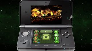 Green Lantern: Rise of the Manhunters - Tr�iler 3DS