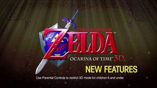 The Legend of Zelda: Ocarina of Time 3D - Novedades