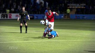 FIFA 12 - Colisiones entre jugadores