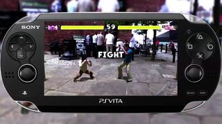 Reality Fighters PS VITA - Tr�iler E3