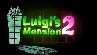 Luigi's Mansion 2 - Debut