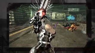 Anarchy Reigns - Movimientos mortales