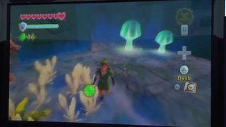 Jugando a The Legend of Zelda: Skyward Sword - Vandal TV E3 2011