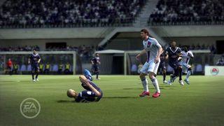 FIFA 12 - Sistema de impactos