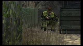 Metal Gear Solid HD Collection - MGS Peace Walker en acci�n