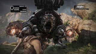 Gears of War 3 - Modo Horda