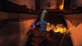 Capit�n Am�rica: Supersoldado - Lanzamiento Wii