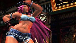 Street Fighter x Tekken - Tr�iler Comic-Con
