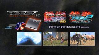 Tekken Hybrid - Tr�iler