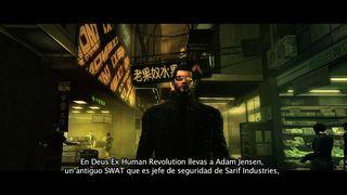 Deus Ex: Human Revolution - Informaci�n Clasificada