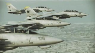 Ace Combat Assault Horizon - Tr�iler Gamescom