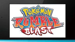 Pok�mon Rumble Blast - Tr�iler (2)