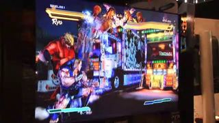 Vandal TV GC 2011 - Jugando a Street Fighter x Tekken (2)