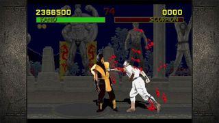 Mortal Kombat Arcade Kollection - Lanzamiento