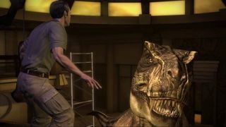 Jurassic Park: The Game - Acci�n