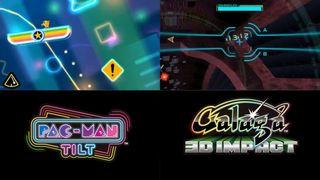 Pac-Man & Galaga Dimensions - Lanzamiento