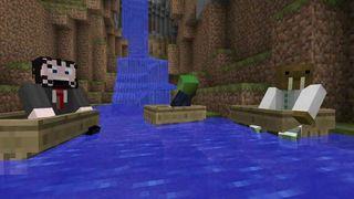 Minecraft - Desarrollo