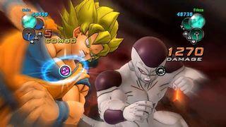 Dragon Ball Z Ultimate Tenkaichi - Goku vs Freezer