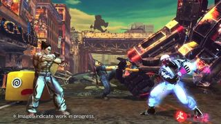 Street Fighter X Tekken - TGS 2011