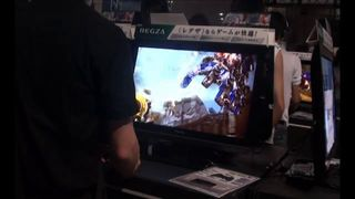 Jugando a Final Fantasy XIII-2 - Vandal TV TGS 2011