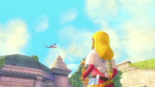 The Legend of Zelda: Skyward Sword - Romance