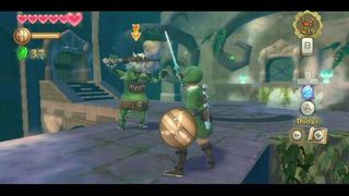 The Legend of Zelda: Skyward Sword - Templo Skyview