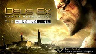 Deus Ex: Human Revolution - El Eslab�n Perdido (1)