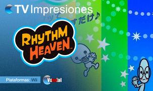 Videoimpresiones Rhythm Heaven Wii
