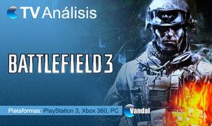 Videoan�lisis Battlefield 3 - PS3 y Xbox 360
