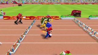 Mario & Sonic en los Juegos Ol�mpicos London 2012 - Lanzamiento
