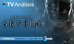 Videoan�lisis The Elder Scrolls V: Skyrim - Videoan�lisis