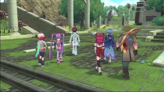 Tales of Graces F - Tr�iler