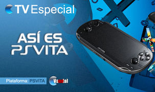 As� es PlayStation Vita