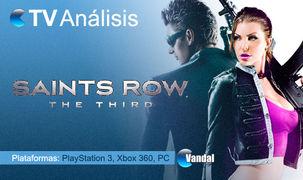 Videoan�lisis Saints Row: The Third