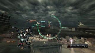 Armored Core V - Multijugador