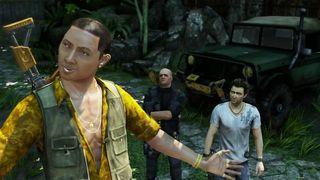 Uncharted 3: La traici�n de Drake - Fort Co-Op Adventure