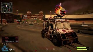 Twisted Metal - Armas