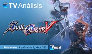 Videoan�lisis Soul Calibur V