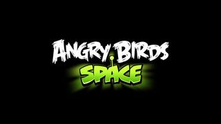 Angry Birds Space - Debut