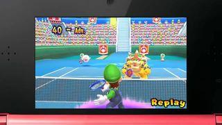 Mario Tennis Open - Tr�iler