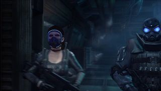 Resident Evil: Operation Raccoon City - Brutalidad