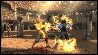 Mortal Kombat Komplete Edition - Tras las escenas