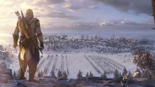 Assassin's Creed III - Primer tr�iler