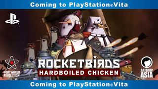 Rocketbirds: Hardboiled Chicken - Tr�iler (2)