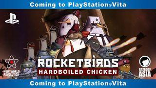 Rocketbirds: Hardboiled Chicken - Tr�iler (2)