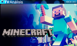 Videoan�lisis Minecraft Xbox 360 Edition