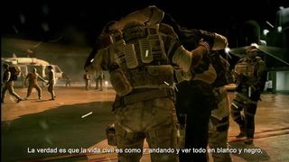 Ghost Recon: Future Soldier - Documental