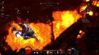 Diablo III - Combate contra el Carnicero