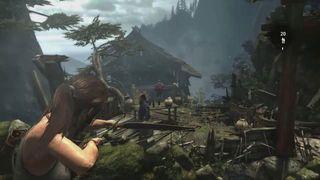 Tomb Raider - Jugabilidad